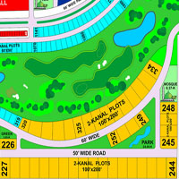 Golf View Residencia Map